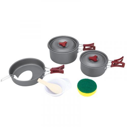 Набор посуды BRS-153