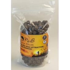 Бойлы P&S Boilies High Attraction Squid Cranberry - 15 мм 1 кг
