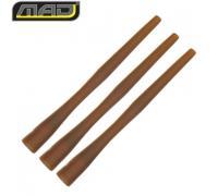 Стопоры для насадок MAD HAIR STOPS - BROWN / 2 шт