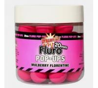 Бойлы Pop-up Dynamite Baits Mulberry Florentine Fluro