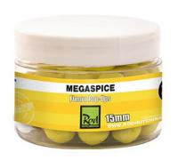 Бойлы Rod Hutchinson Fluoro Pop Ups Megaspice 15mm.