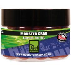 Бойлы Rod Hutchinson Gourmet Pop-Ups  Monster Crab 15 мм.