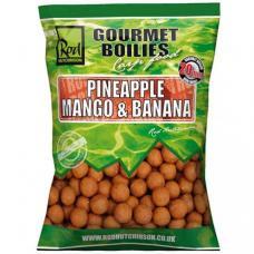 Бойлы Rod Hutchinson Pineapple, Mango & Banana - 1 кг