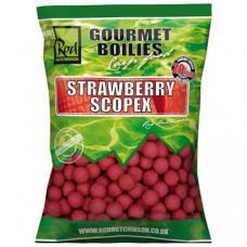 Бойлы Rod Hutchinson Strawberry & Scopex - 1 кг