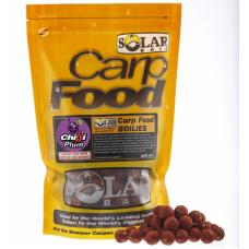 Бойлы Solar Carp Food Chille Plum - 1 кг